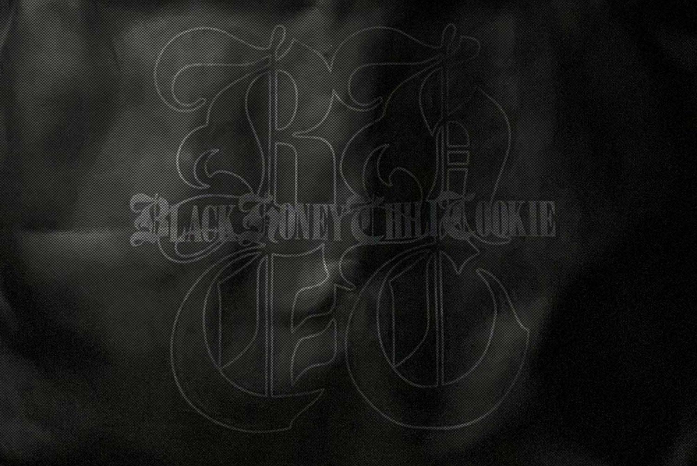 新作入荷 【B.H.C.C Big Logo Leather Tote Bag】